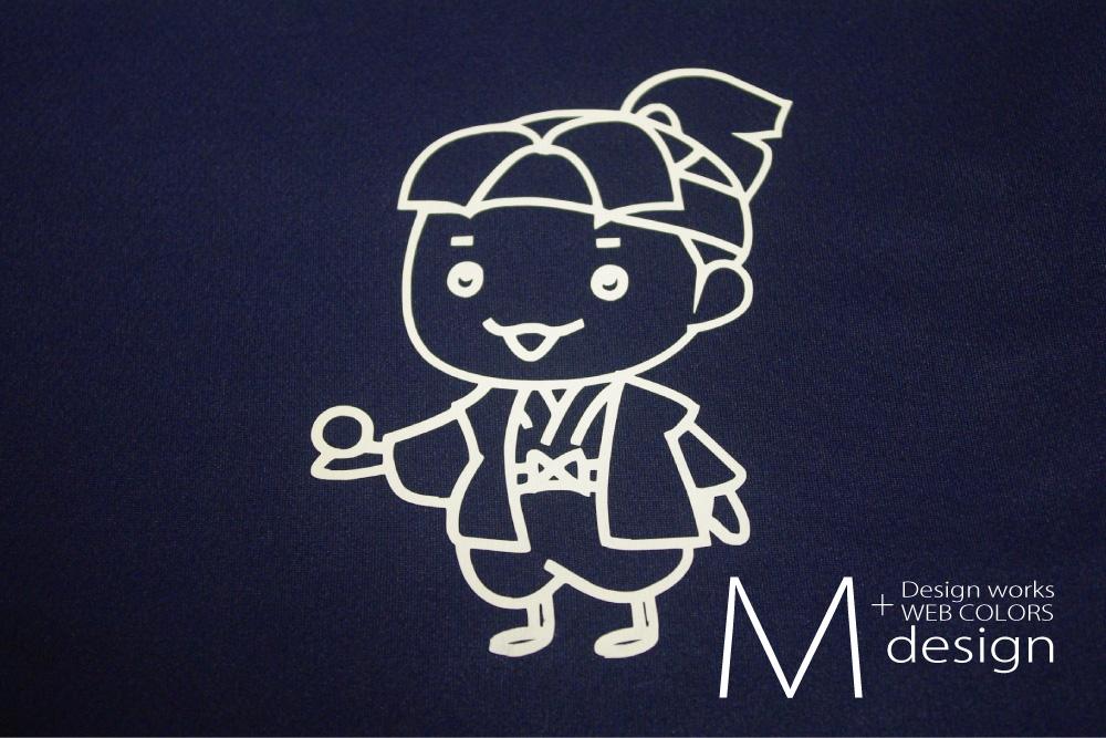 福島市Tシャツデザイン